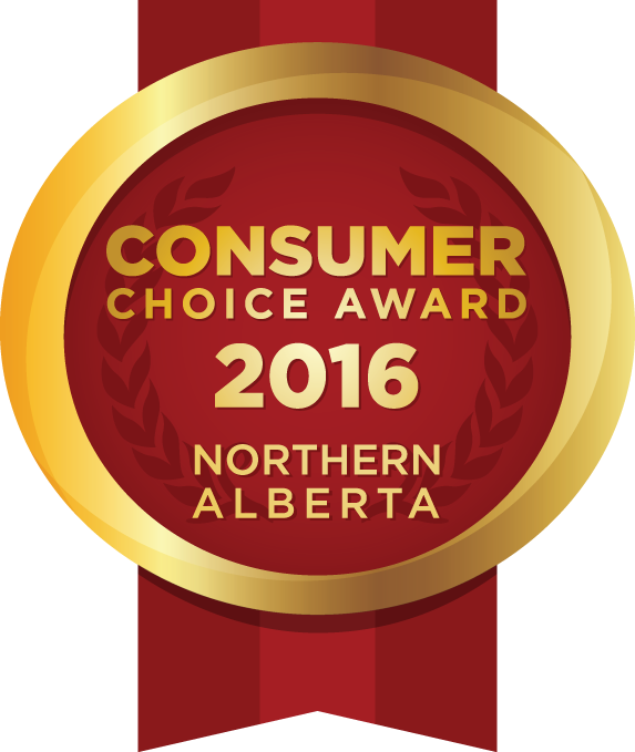 Tile Town Winner of Consumer Choice Award - Northern Alberta - 2016