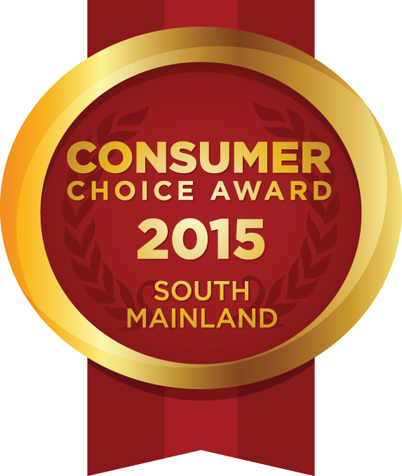 Tile Town Winner of Consumer Choice Award - Vancouver - 2015