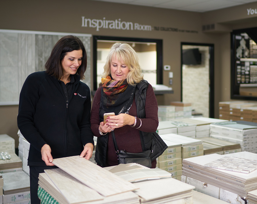 Tile Town is Western Canada's Favourite Tile Store
