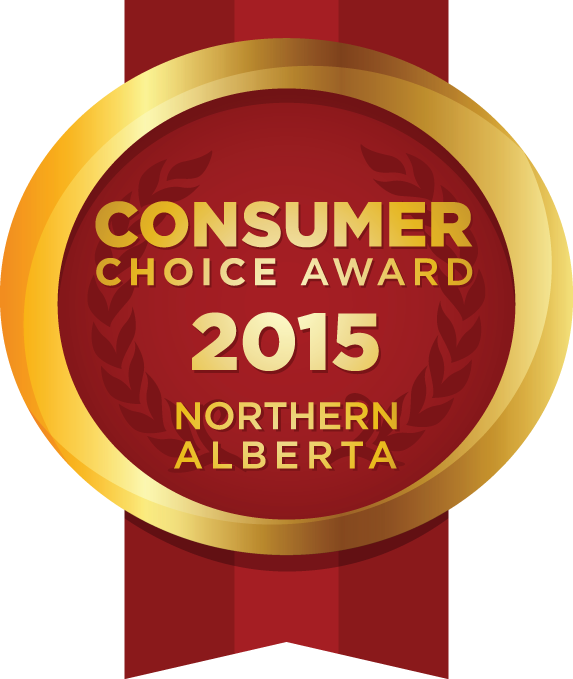 Tile Town Winner of Consumer Choice Award - Northern Alberta - 2015