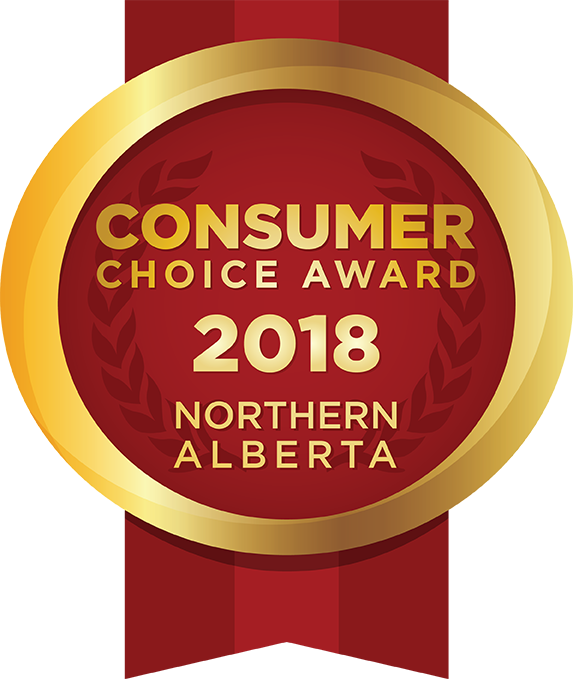 Tile Town Winner of Consumer Choice Award - Northern Alberta - 2018